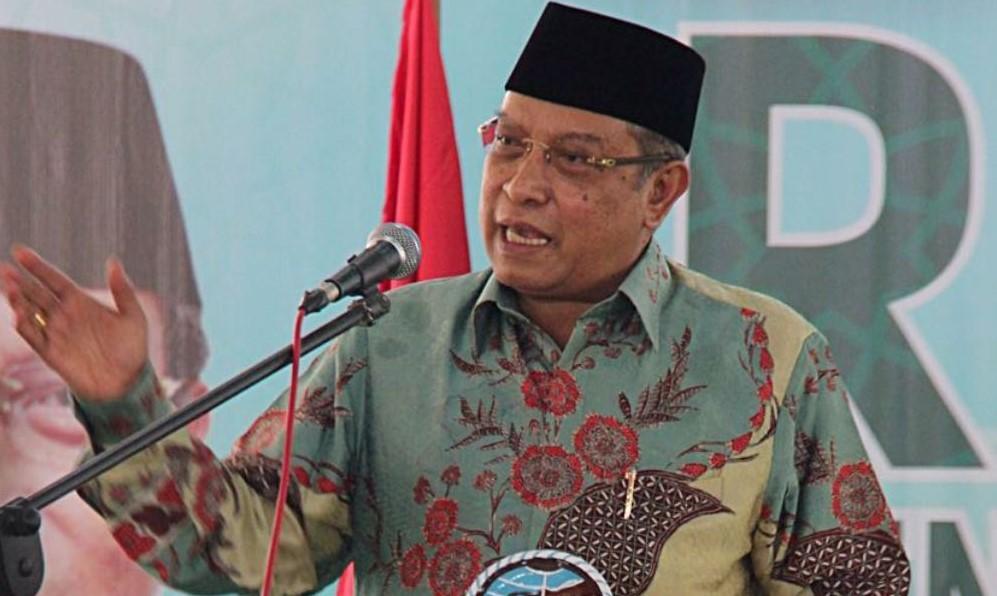 Ketua Umum PBNU KH Said Aqil Siraj