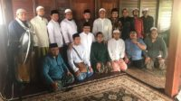 Para Kiai Madura pendukung Prabowo di rumah Gus Ipul