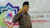 Ketua ICMI wilayah Jawa Timur, Ismail Nachwu