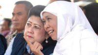 Khofifah Indar Parawansa dan Ani Yudhoyono