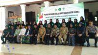 Mahasiswa NU KKN di Sidoarjo