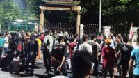 Asrama Mahasiswa Papua di Surabaya