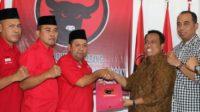 Agus Maimun daftar di PDIP Tuban