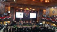 Pelantikan 120 Anggota DPRD Jawa Timur periode 2019-2024