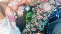 Bayi kembar dilahirkan di atas perahu